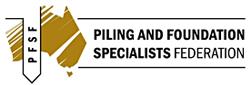 Piling Federation Logo